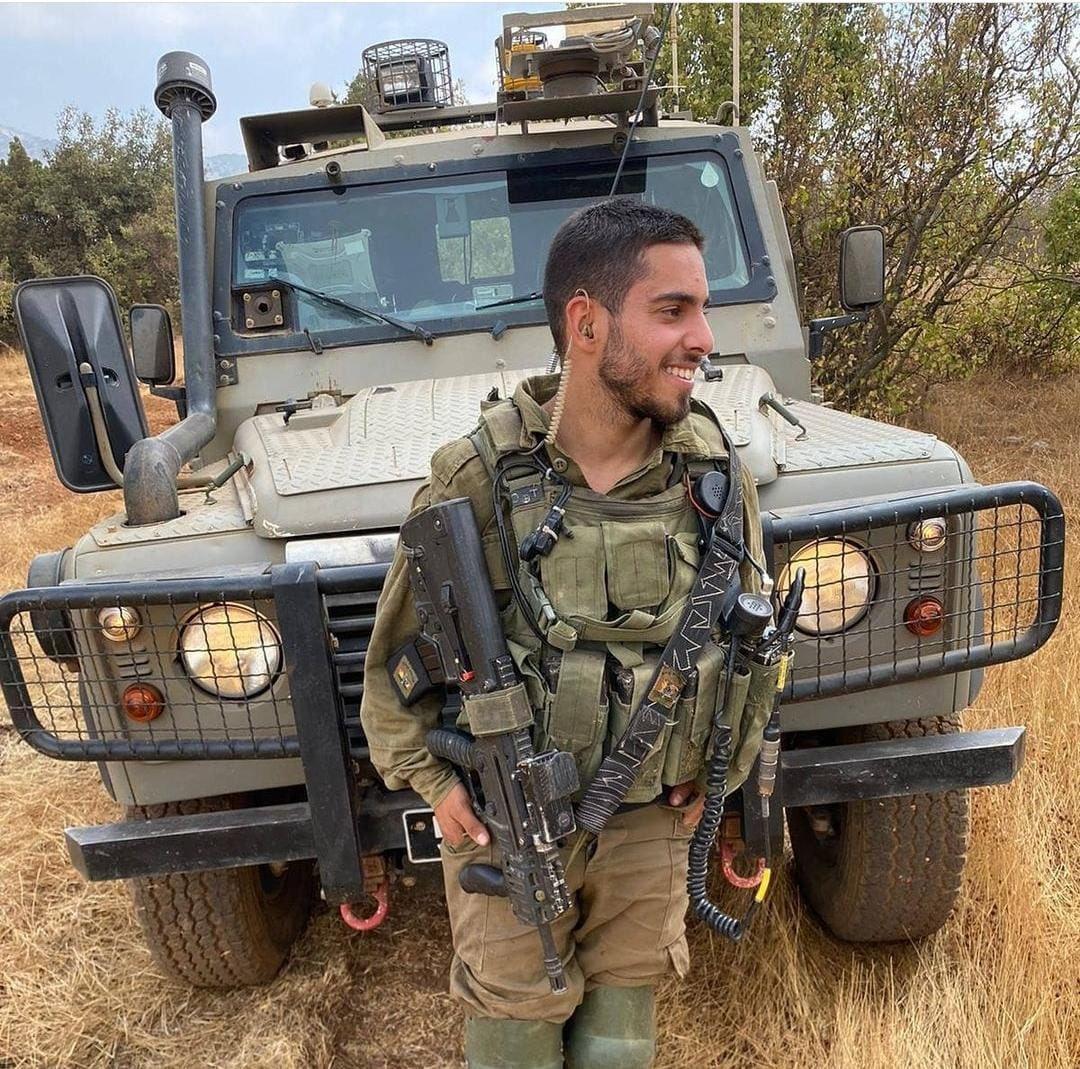 الجندي الإسرائيلي عومار طفيف الذي أعلن عن مقتله قبل قليل