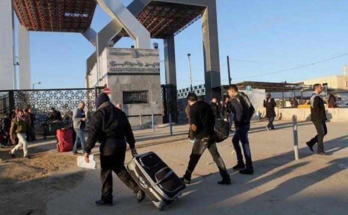 الداخلية بغزة: آلية السفر عبر معبر رفح غداً الاثنين - سما الإخبارية