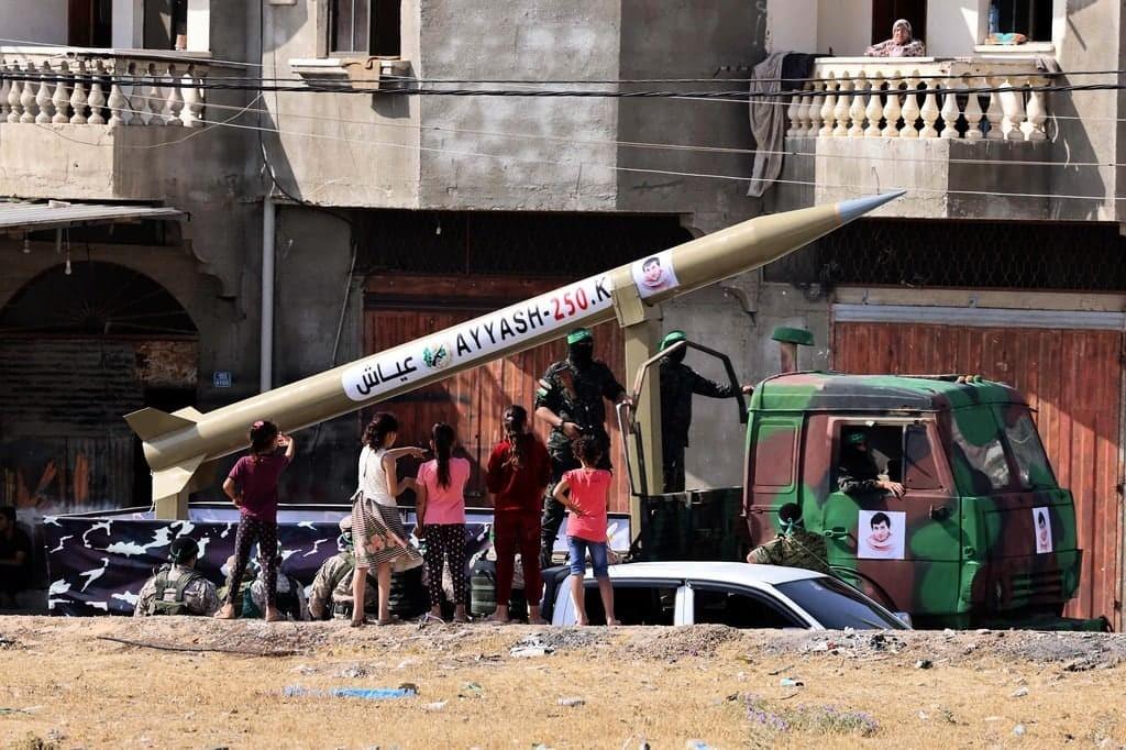صاروخ قسام