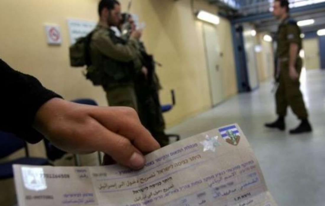 """غزة: الغرف التجارية تعلن البدء باستقبال طلبات الحصول على تصاريح دخول جديدة لـ""""إسرائيل"""""""
