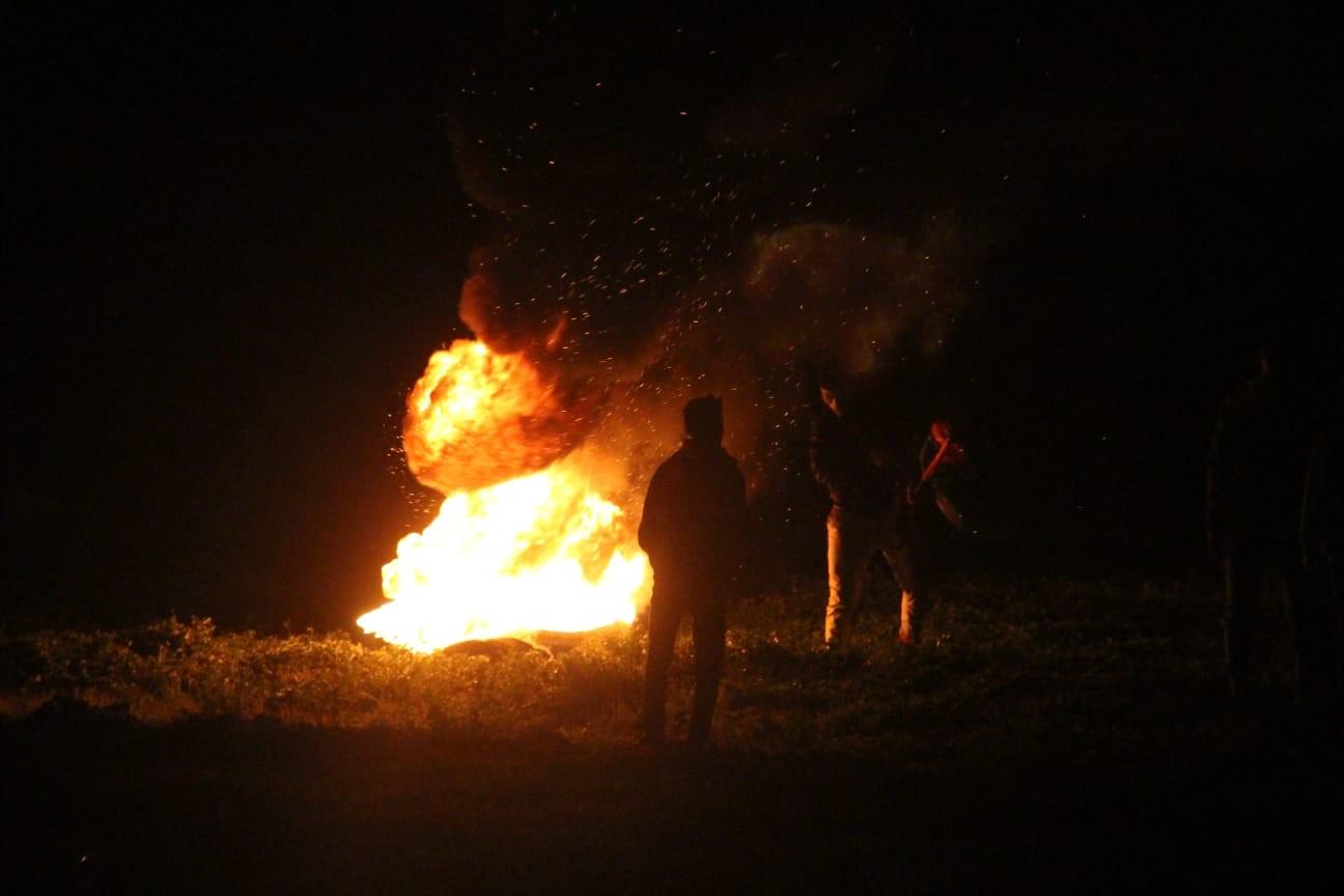 اصابات بالرصاص والاختناق خلال قمع الاحتلال لفعاليات الارباك الليلي شرق رفح - سما الإخبارية