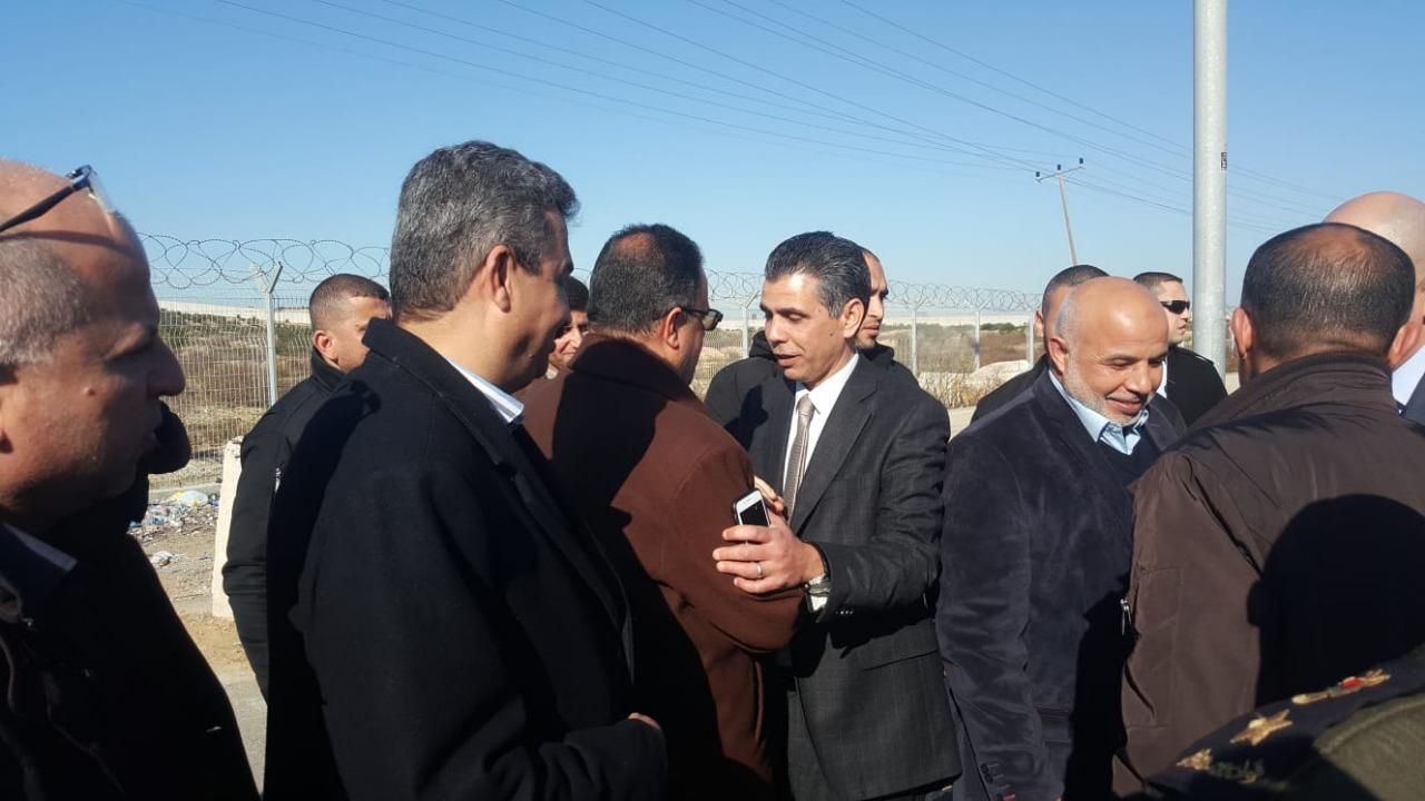 الوفد الأمني المصري يغادر غزة متجها إلى رام الله - سما الإخبارية