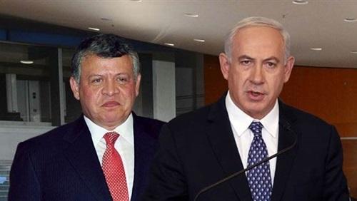 بالتفاصيل .. ماذا بحث العاهل الأردني مع نتنياهو في لقائه الأخير؟
