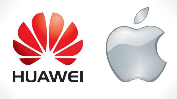 منافسة تقنية بين أبل وهواوي - سما الإخبارية