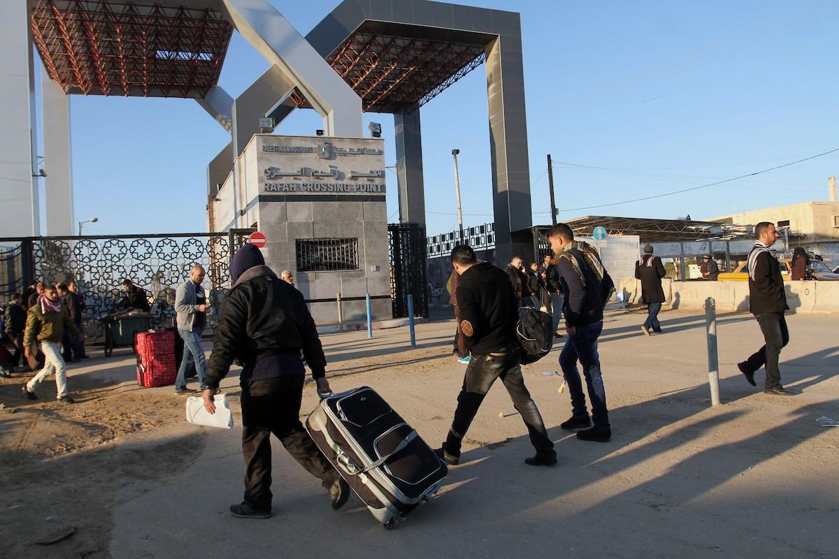 الداخلية بغزة: آلية السفر عبر معبر رفح غداً الاربعاء - سما الإخبارية