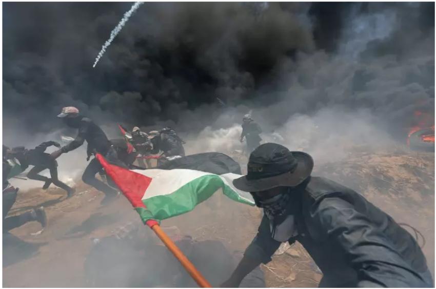 صحيفة ألمانية تحدثت عن مسيرة العودة وشباب غزة.. ماذا قالت؟ - سما الإخبارية