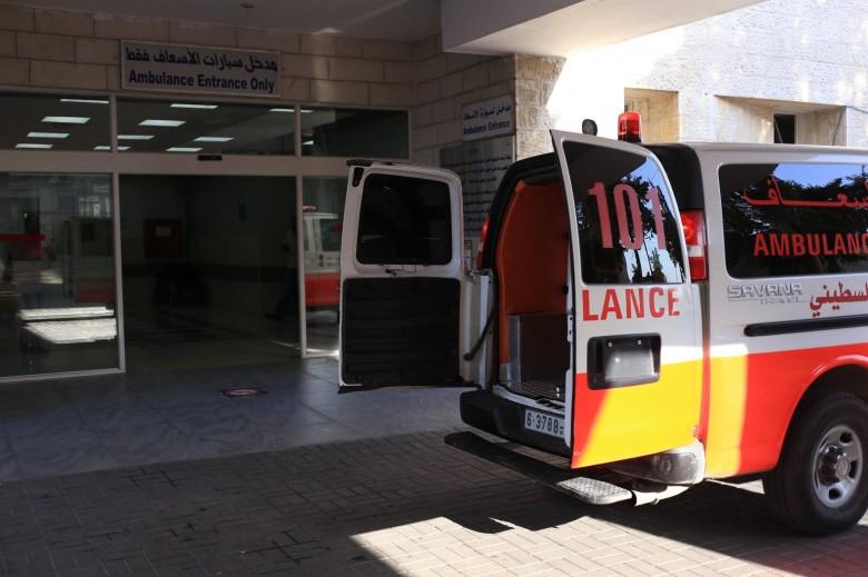 وفاة طفل إثر حادث مروري شمال القطاع - سما الإخبارية