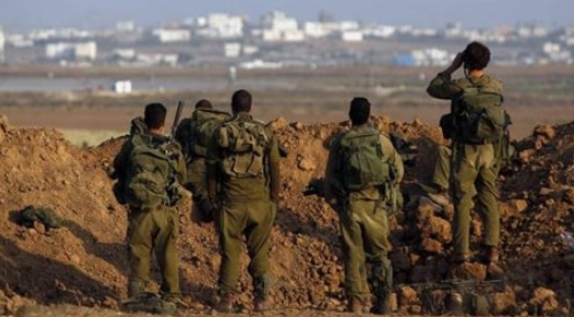 الاحتلال يعتقل شابا على حدود غزة - سما الإخبارية