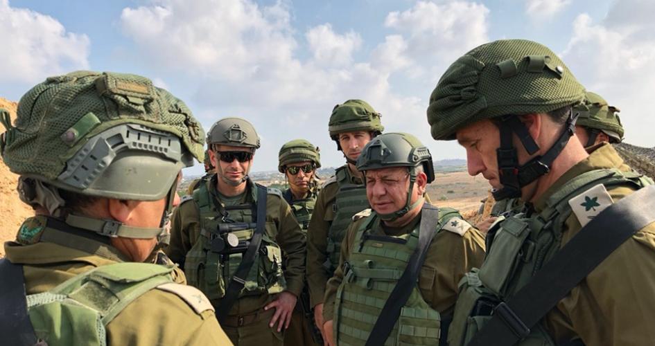 مصدر عسكري رفيع: الجيش يعارض عملية عسكرية ضد غزة لهذا السبب - سما الإخبارية