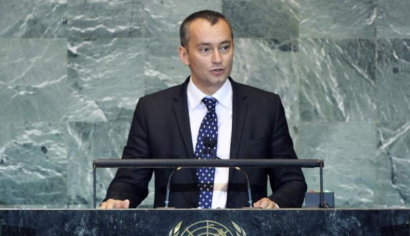 ميلادينوف: اتفاق المصالحة  لم يحسن  أوضاع الفلسطينيين في قطاع غزة - سما الإخبارية