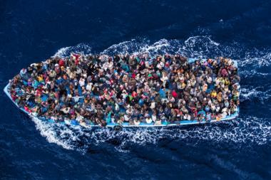 أولي : فقدان مهاجرين من قطاع غزة في بحر تركيا - سما الإخبارية