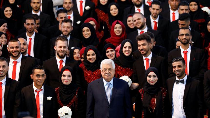 تحت رعاية الرئيس.. فتح ترعى حفل زفاف جماعي في غزة - سما الإخبارية