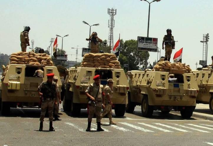 الجيش المصري يحشد قواته لبدء عملية عسكرية  غير مسبوقة  في سيناء - سما الإخبارية