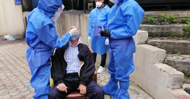 بولسن يدعو إلى دعم القطاع الصحي الفلسطيني لمواجهة فيروس ...