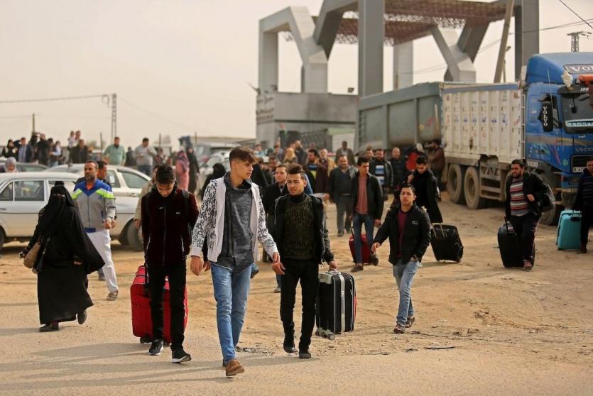 الهروب من غزة: تبادل الاتهامات - سما الإخبارية