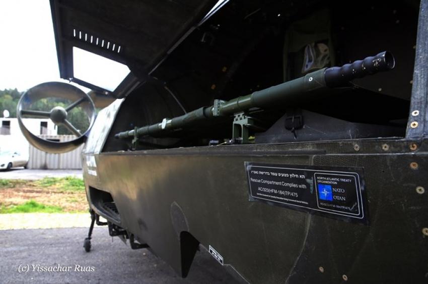 جيش الاحتلال يستعرض وسائل قتالية جديدة ومنظومات قتالية