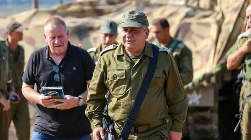 آيزنكوت: مشكلة غزة معقدة جدا ولا يمكن معالجتها بالقوة العسكرية - سما الإخبارية