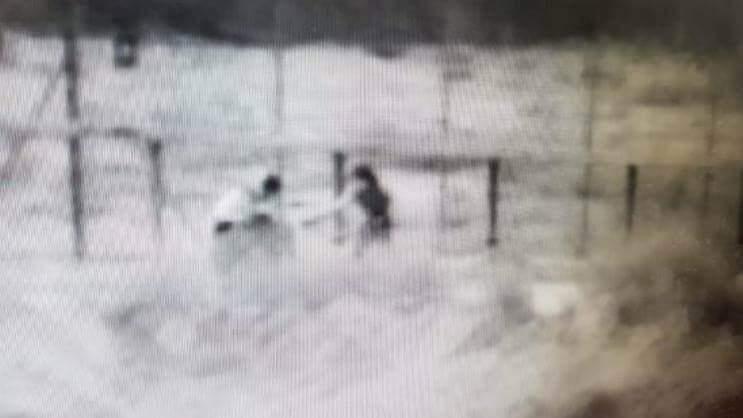 انتشال جثماني شهيدين جنوب قطاع غزة - سما الإخبارية