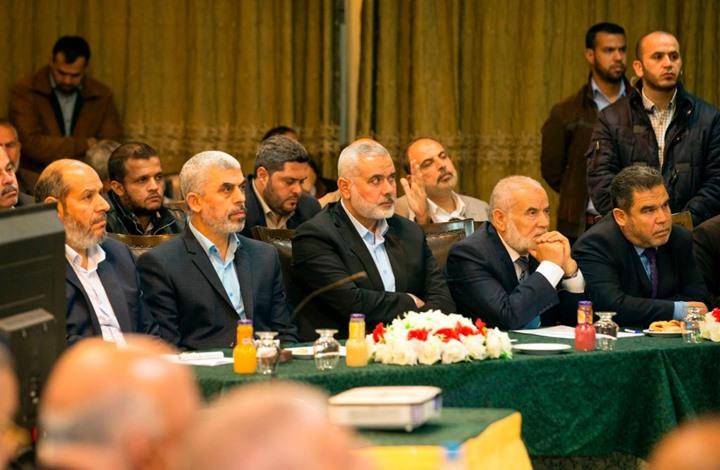 """حماس ترفض """"جميع شروط"""" فتح وتترك باب """"المصالحة"""" مواربا!"""