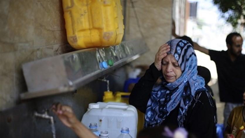 كمية المياه الصالحة للاستخدام في غزة ستصل صفر العام المقبل!