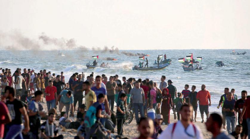 تأجيل الحراك البحري المقرر غدا في شمال قطاع غزة - سما الإخبارية