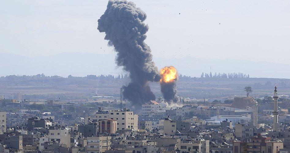 طائرات الاحتلال تستهدف مجموعة شبان شرق غزة - سما الإخبارية