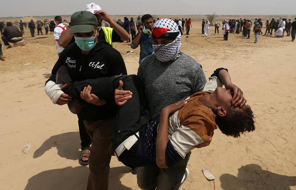 وصول 13 جريحا فلسطينيا من غزة إلى تركيا - سما الإخبارية